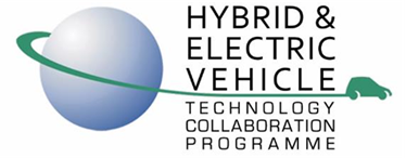 Hybrid & Electric Vehicle Technology Collaboration Programme logo